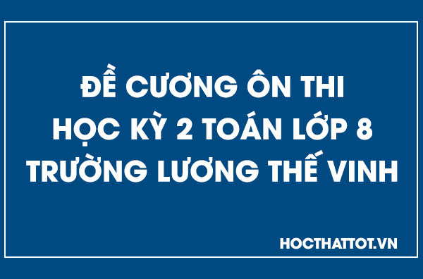 de-cuong-on-thi-hoc-ky-2-toan-8-luong-the-vinh