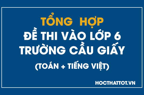 tong-hop-de-thi-vao-lop-6-truong-cau-giay