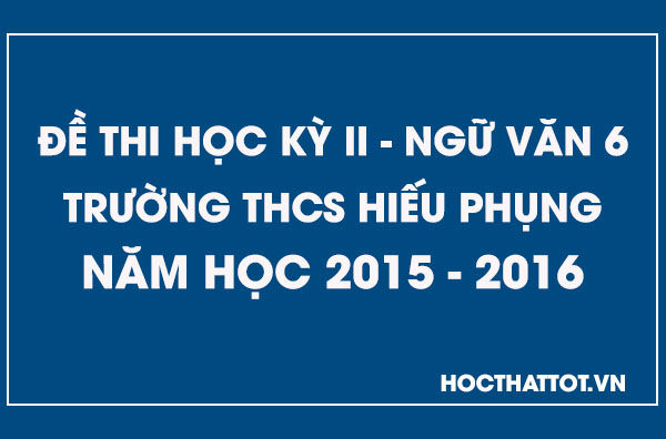 de-kiem-tra-hoc-ky-2-ngu-van-6-thcs-hieu-phung-2015-2016