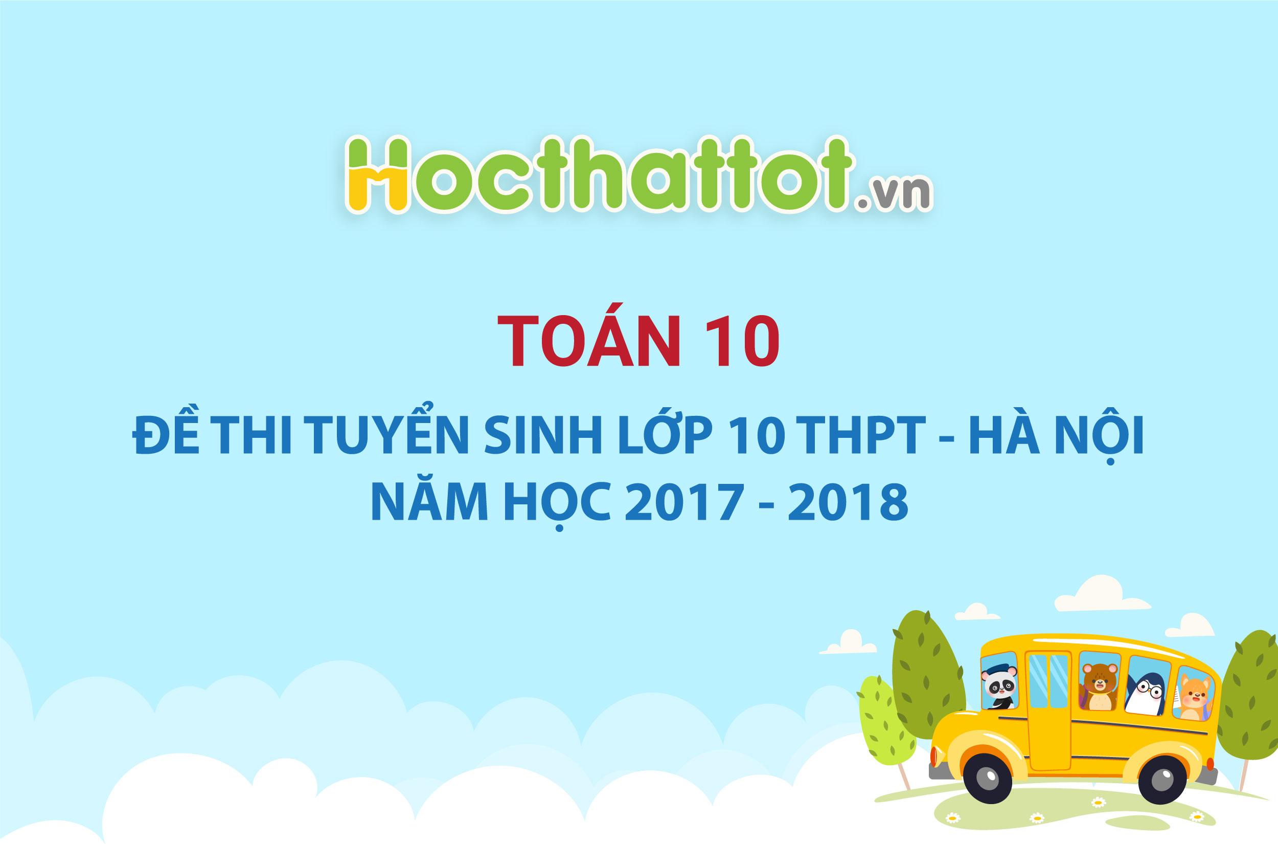 tuyensinh-10-hanoi-2017-2018
